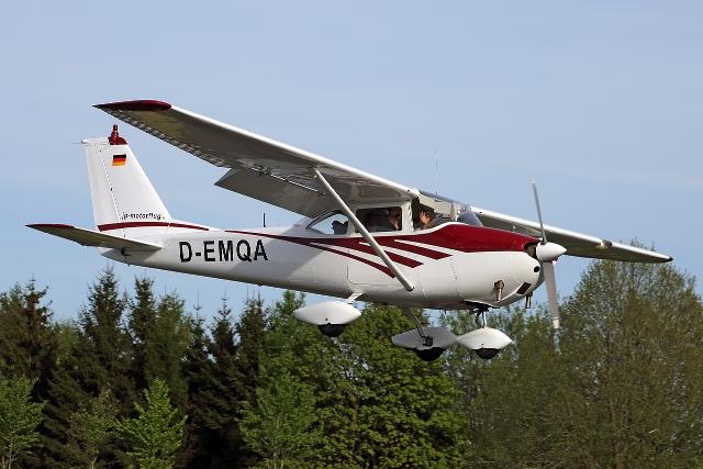 Landung 24 - Dahlemer Binz (EDKV)